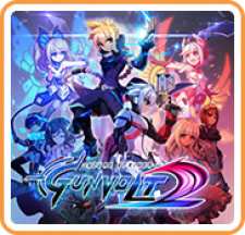 Azure Striker Gunvolt 2 for 3DS