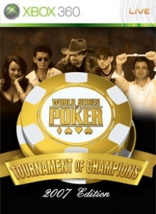 WSOP: TOC for XBox 360