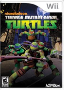 Teenage Mutant Ninja Turtles for Wii