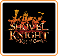 Shovel Knight: King of Cards for 3DS