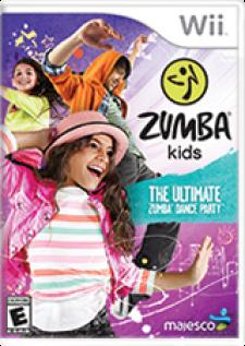 Zumba Kids for Wii