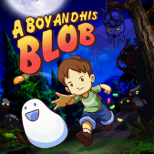A Boy and His Blob for PS3