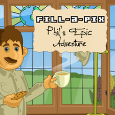 Fill-a-Pix: Phil's Epic Adventure for