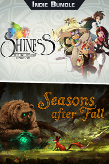 INDIE BUNDLE: Shiness and Seasons after Fall for XBox One