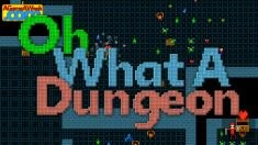 Oh, What A Dungeon for Ouya