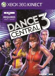 Dance Central™ 3 for XBox 360