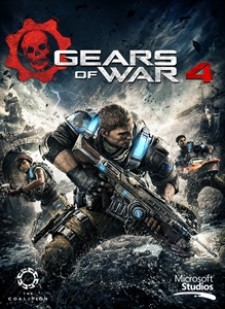 Gears of War 4 Store for XBox 360