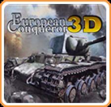 European Conqueror 3D for 3DS