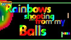 Rainbows Shooting From My Balls for Ouya