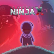 10 Second Ninja X for PS Vita