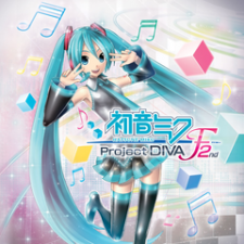 Hatsune Miku: Project DIVA F 2nd for PS3