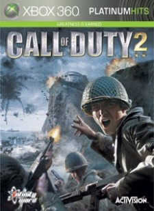 Call of Duty® 2 for XBox 360