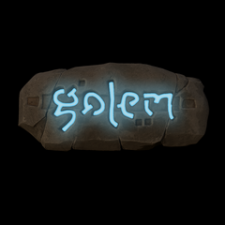Golem for PS4