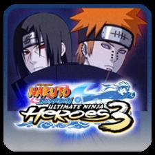 NARUTO Shippuden: Ultimate Ninja Heroes 3 for PSP