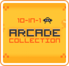 10-in-1: Arcade Collection for 3DS