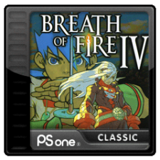 BREATH OF FIRE™ IV (PS3™/PSP®/PS Vita) for PSP