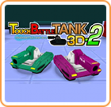 Touch Battle Tank 3D 2 for 3DS