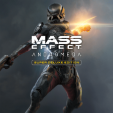 Mass Effect™: Andromeda Super Deluxe Edition for PS4