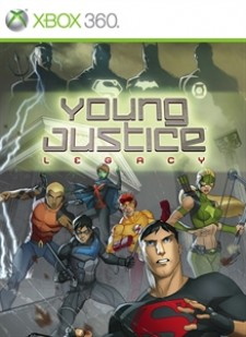 Young Justice for XBox 360