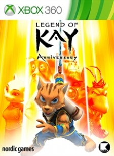 Legend of Kay Anniversary for XBox 360