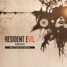 RESIDENT EVIL 7 biohazard Day-1 Survival Edition for PS4