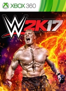 WWE 2K17 for