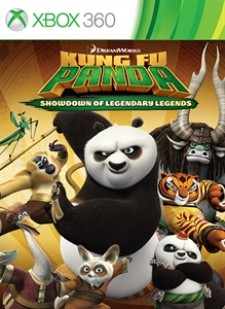 Kung Fu Panda for XBox 360