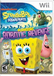 SpongeBob SquarePants: Plankton's Robotic Revenge for Wii